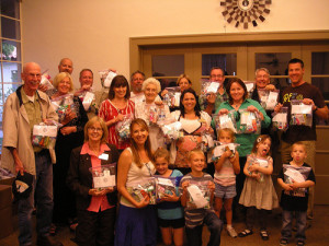 2013 Blessing Bags