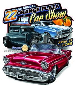 2016 Car Show Logo
