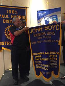 2016 John Boyd Award