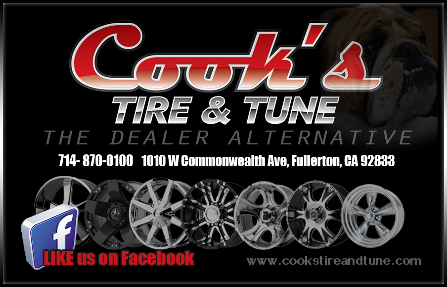 Cook's Tire and Tune
